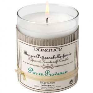 Durance Handcraft Candle Pine in Provence (180ml)