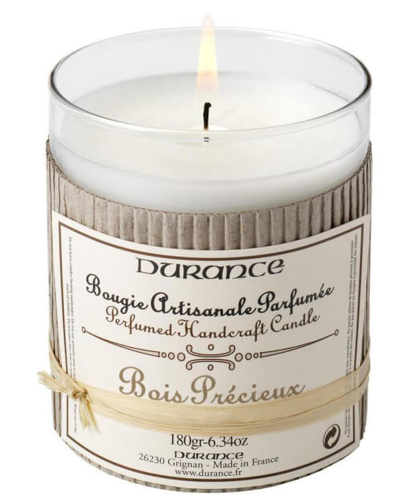 Durance Handcraft Candle Precious Wood (180ml)
