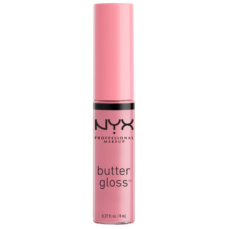 NYX Professional Makeup Butter Lip Gloss  ryhmässä Meikit / Huulet / Huulikiillot at Bangerhead.fi (B018589r)