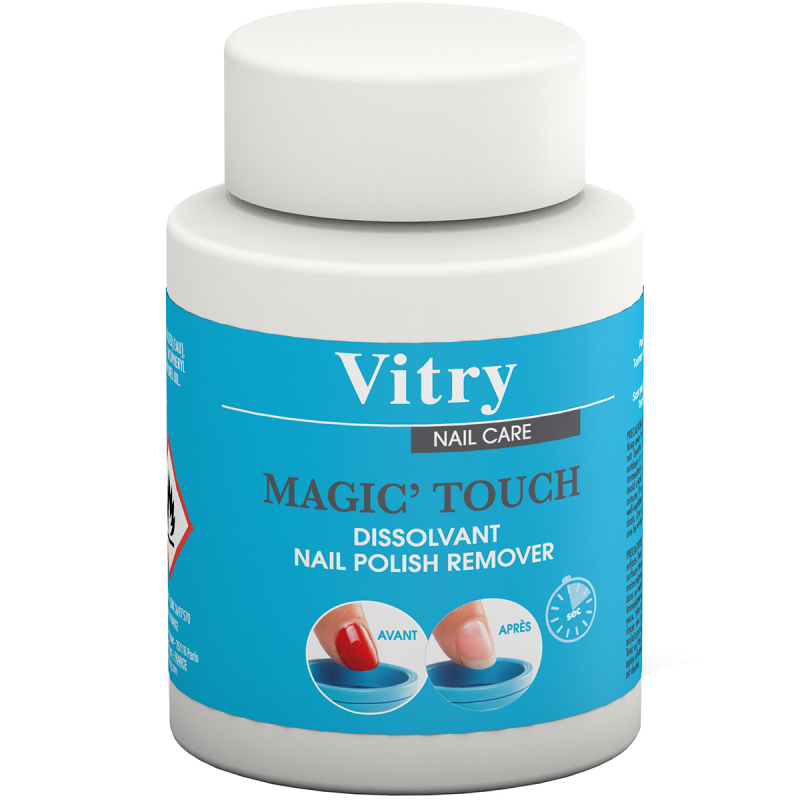 Vitry Magic Touch Nagellacksremover (75ml)