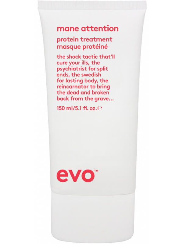 Evo Mane Attention Protein Treatment i gruppen Hårpleie / Hårkur & treatments / Hårkur hos Bangerhead.no (B004256r)
