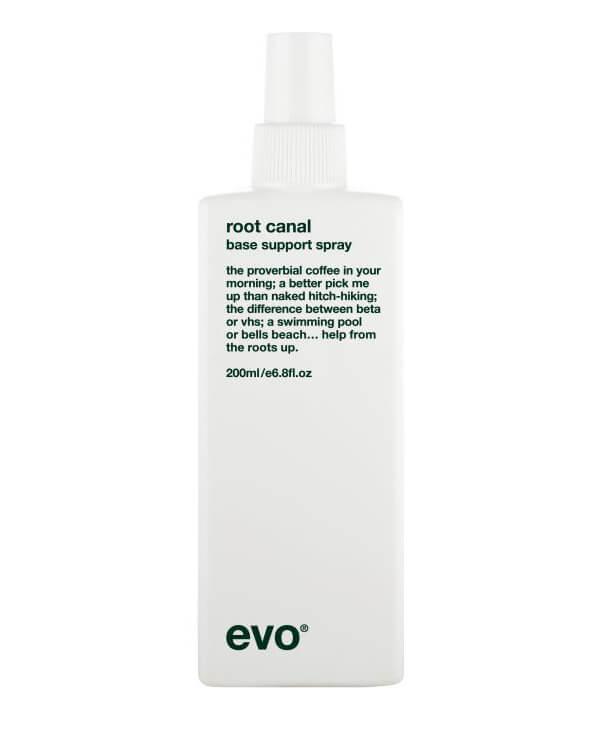 Evo Root Canal Volumising Spray (200ml) ryhmässä Hiustenhoito / Muotoilutuotteet / Hiuslakat at Bangerhead.fi (B004260)