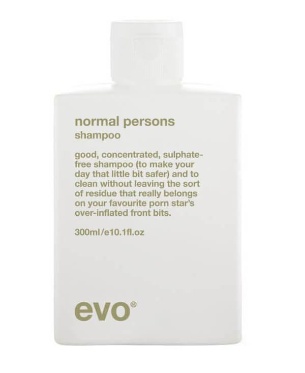 Evo Normal Persons Shampoo i gruppen Hårvård / Schampo  / Schampo hos Bangerhead (B004268r)