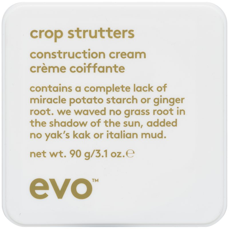 Evo Crop Strutters Construction Creme