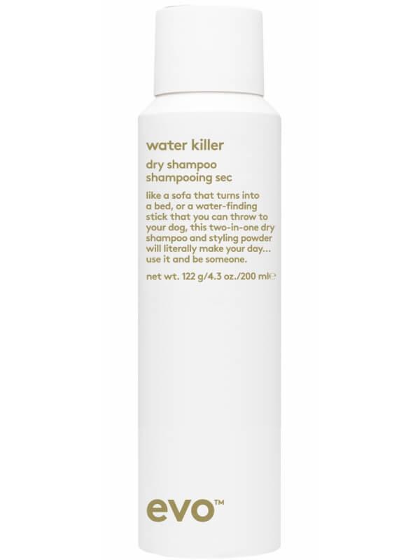 Evo Water Killer Dry Shampoo ryhmässä Hiustenhoito / Shampoot & hoitoaineet / Kuivashampoot at Bangerhead.fi (B004279r)