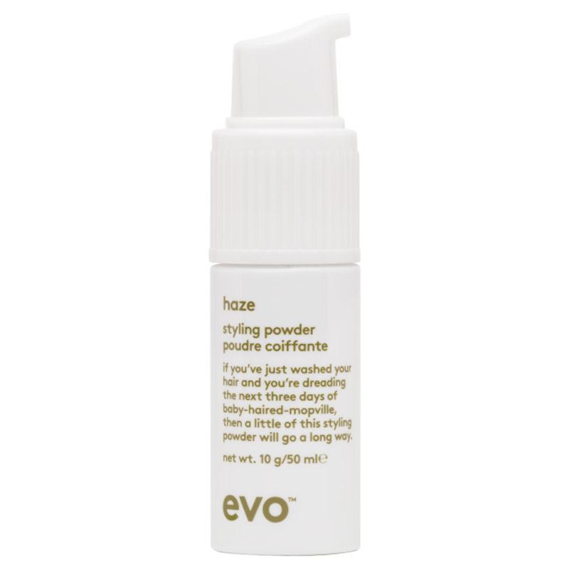 Evo Haze Styling Powder (50ml) ryhmässä Hiustenhoito / Muotoilutuotteet / Hiuspuuteri at Bangerhead.fi (B004280)