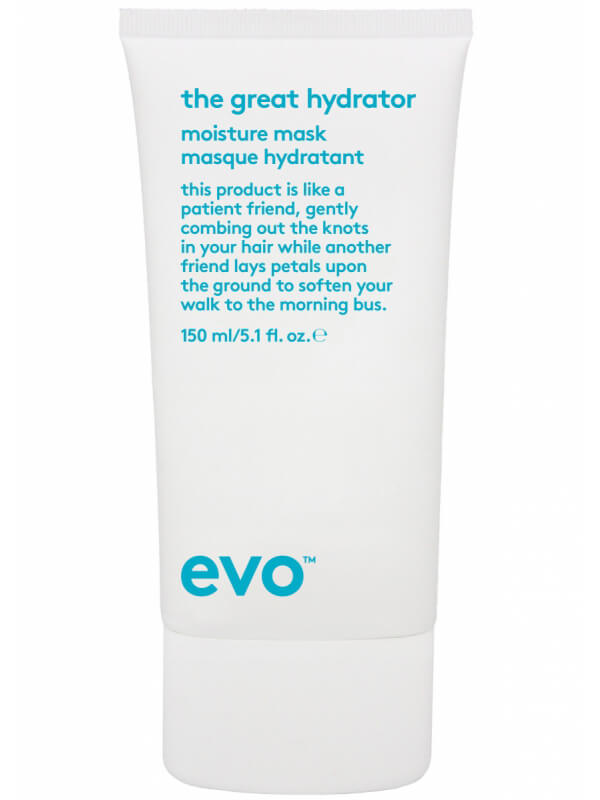 Evo The Great Hydrator Moisture Mask i gruppen Hårpleie / Hårkur & treatments / Hårkur hos Bangerhead.no (B004287r)