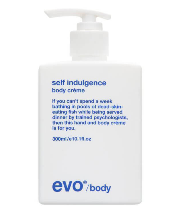 Evo Self Indulgance Body Cream (150ml) i gruppen Kroppspleie & spa / Fuktighet / Bodylotion hos Bangerhead.no (B004305)