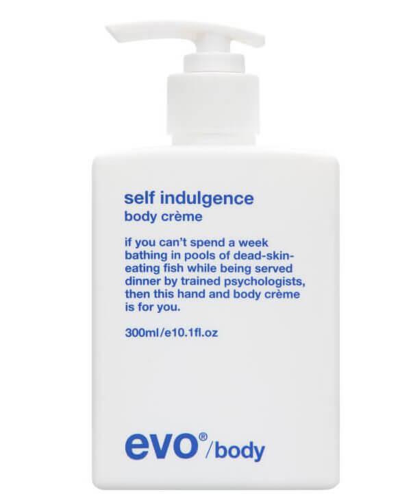 Evo Self Indulgance Body Cream (150ml) i gruppen Kroppspleie  / Fuktighet / Bodylotion hos Bangerhead.no (B004305)