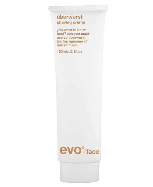 Evo uberwurst Shaving Cream (150ml) i gruppen Hudvård / Ekologisk hudvård hos Bangerhead (B004306)