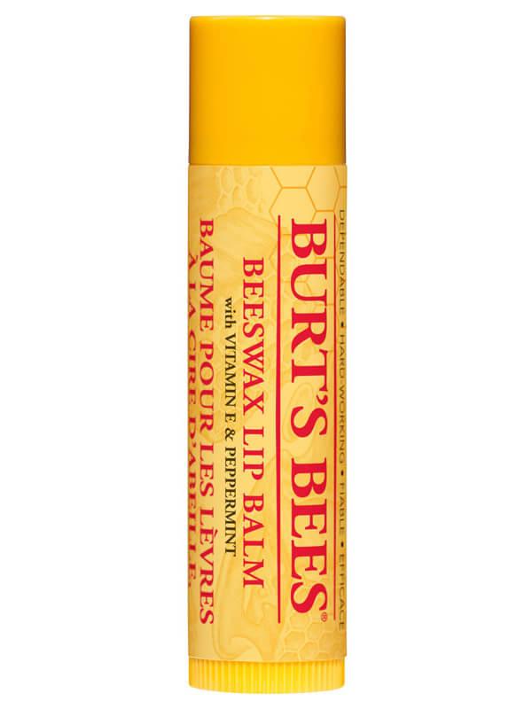 Burt's Bees Lip Balm - Beeswax Lip Balm Tubes i gruppen Makeup / Lepper / Leppebalm hos Bangerhead.no (B004339)