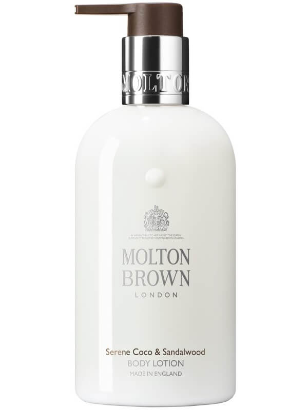 Molton Brown Coco And Sandalwood Body Lotion i gruppen Kroppsv�rd & spa / Kropps�terfuktning / Body lotion hos Bangerhead (B004441)