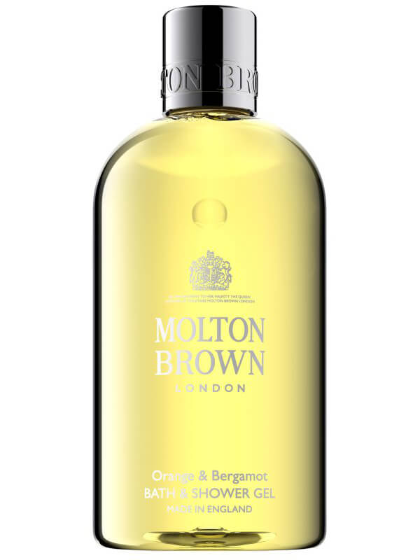 Molton Brown Orange And Bergamot Bodywash i gruppen Mann / Hudpleie  / Rengjøring hos Bangerhead.no (B004443)