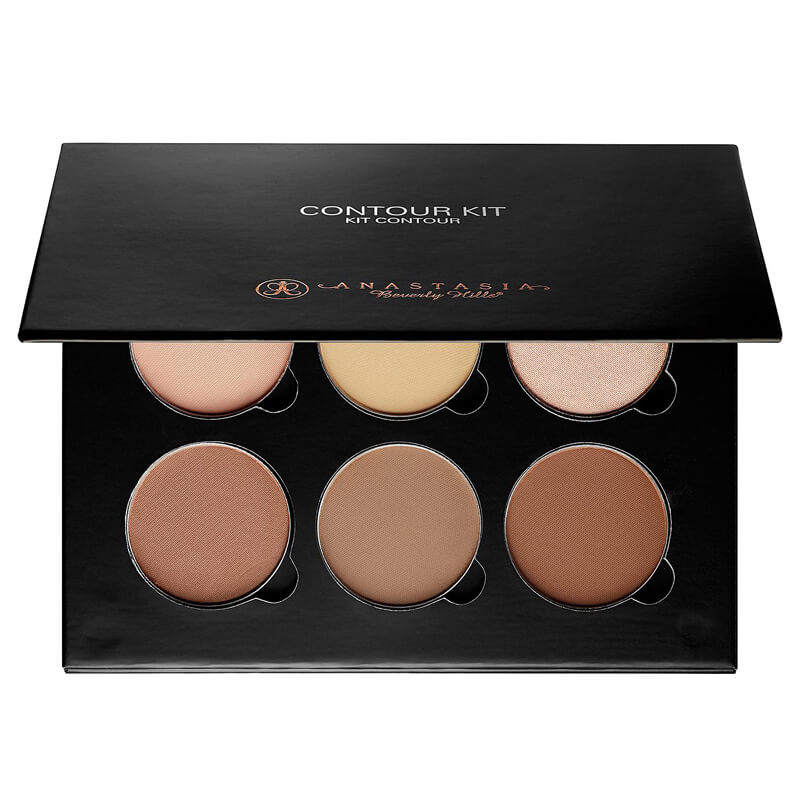 Anastasia Contour kit i gruppen Makeup / Kinder / Ansiktspalett hos Bangerhead (B009977r)