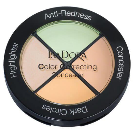 IsaDora CC Concealer i gruppen Makeup / Base / Concealer hos Bangerhead.no (B004843r)