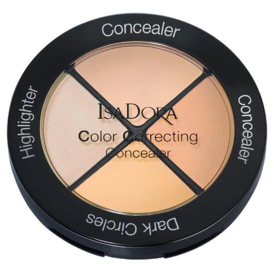 IsaDora CC Concealer i gruppen Makeup / Bas / Concealer hos Bangerhead (B004843r)