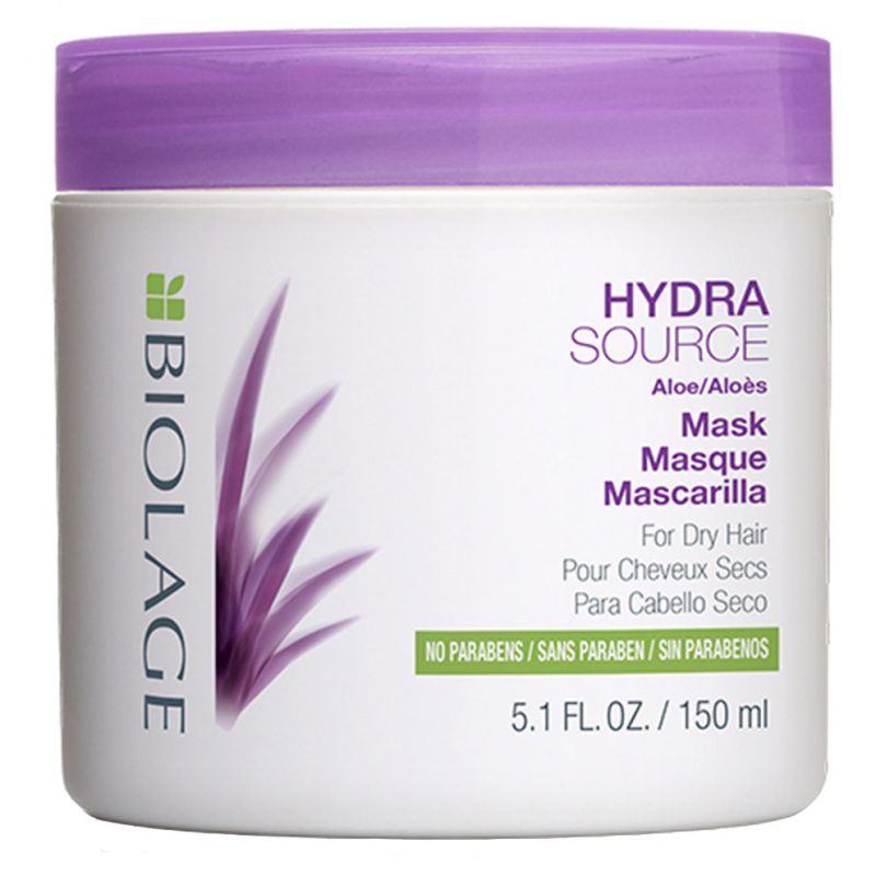 Biolage HydraSource Masque i gruppen Hårpleie / Hårkur & treatments / Hårkur hos Bangerhead.no (B004859r)