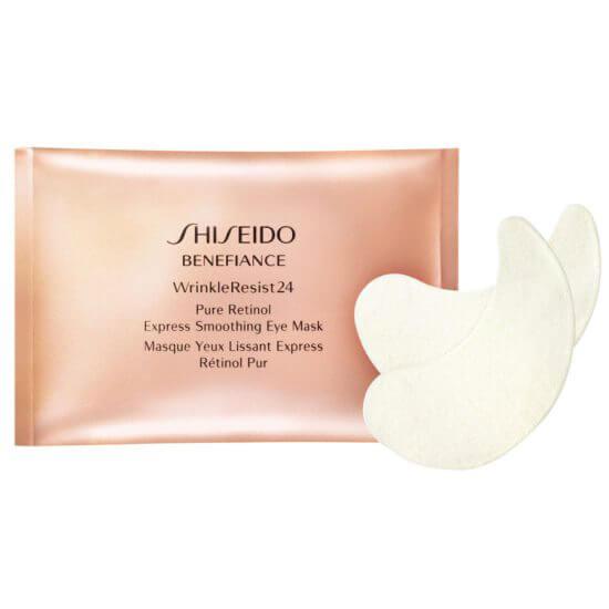 Shiseido Benefiance Wrinkle Resist 24 Eye Mask
