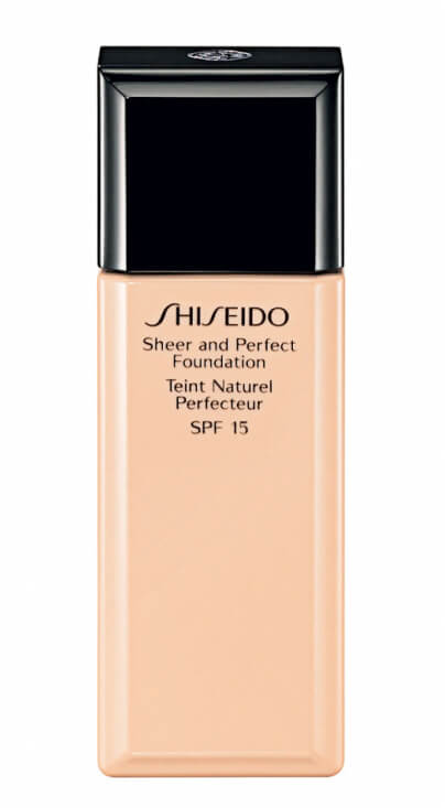 Shiseido Sheer And Perfect Foundation i gruppen Smink / Bas / Foundation hos Bangerhead (B005202r)
