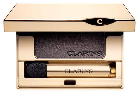 Clarins Mineral Eye Shadow - 17 Smokey Plum i gruppen Makeup / Øyne / Øyenskygge hos Bangerhead.no (B005256)
