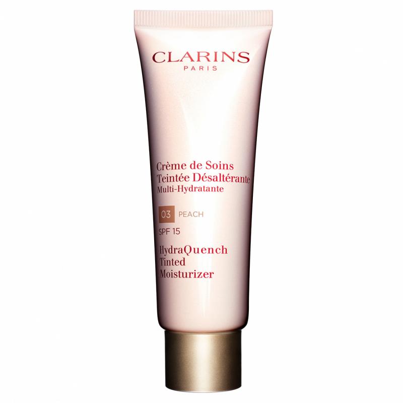Clarins Hydraquench Tint Moisture i gruppen Makeup / Base / Tinted moisturizer hos Bangerhead.no (B005282r)