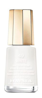 Mavala - Minilack 59 White (5ml)