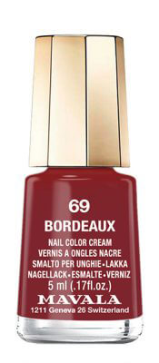 Mavala - Minilack 69Bordeaux (5ml)