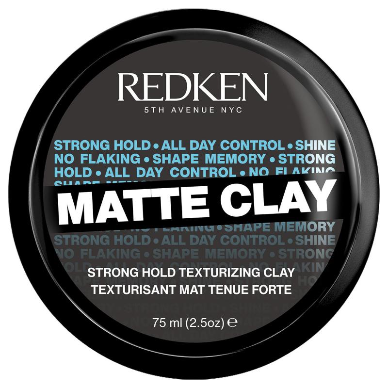 Redken Rough Clay 20 (50ml) ryhmässä Hiustenhoito / Muotoilutuotteet / Hiusvahat & muotoiluvoiteet at Bangerhead.fi (B005697)