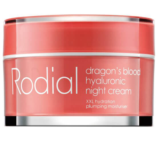 Rodial Dragon's Blood Hyaluronic Night Cream i gruppen Hudpleie / Ansiktsfukt / Nattkrem hos Bangerhead.no (B006057)