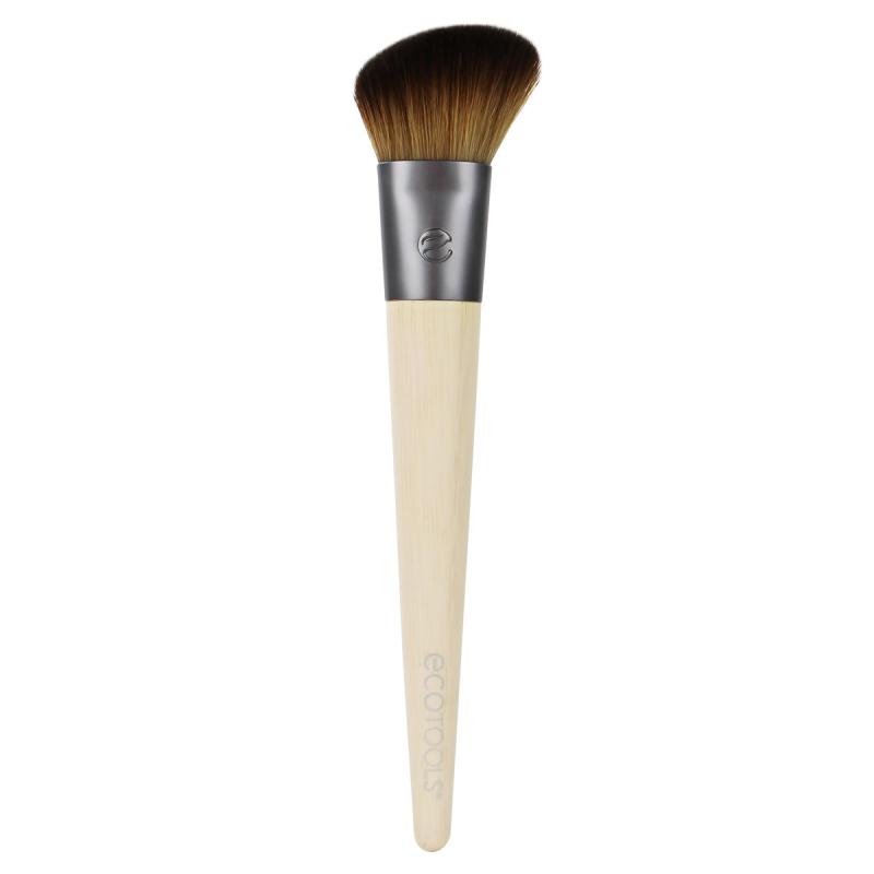 EcoTools Skin Perfecting Brush i gruppen Makeup / Borstar & verktyg / Borstar för ansiktsmakeup hos Bangerhead (B006266)