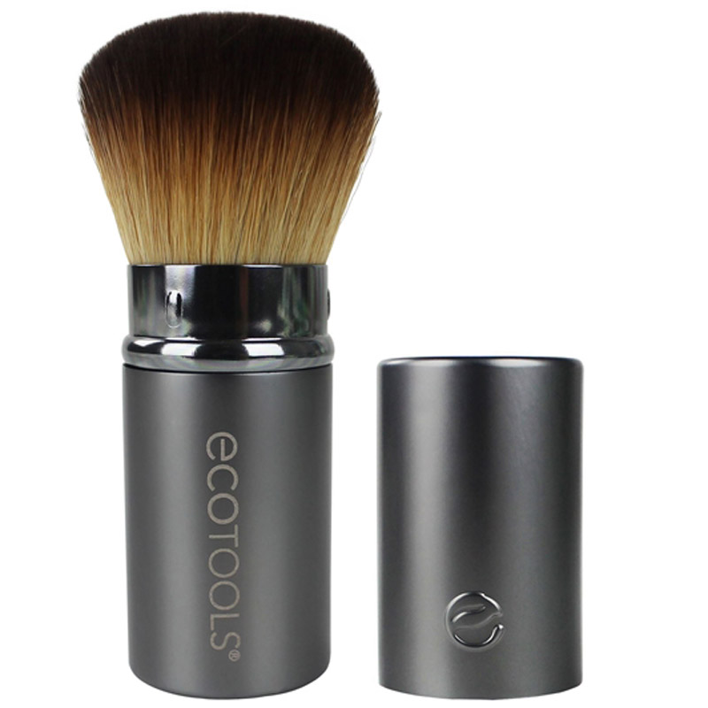 EcoTools Recycled Retractable Kabuki Brush i gruppen Makeup / Børster & verktøy / Børster for ansiktsmakeup hos Bangerhead.no (B006267)