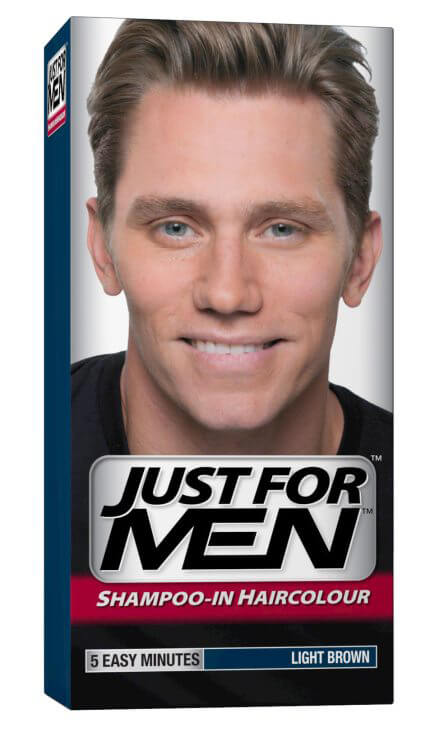 Just For Men Shampoo-in Haircolour i gruppen Mann / Hårpleie for menn / Farging hos Bangerhead.no (B006291r)
