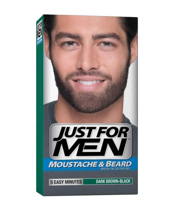 Just For Men Moustache & Beard i gruppen Mann / Barbering & grooming / Farging hos Bangerhead.no (B006299r)