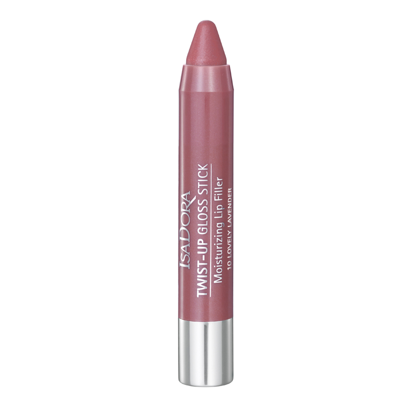IsaDora Twist Up Gloss Stick - 10 Lovely Lavender