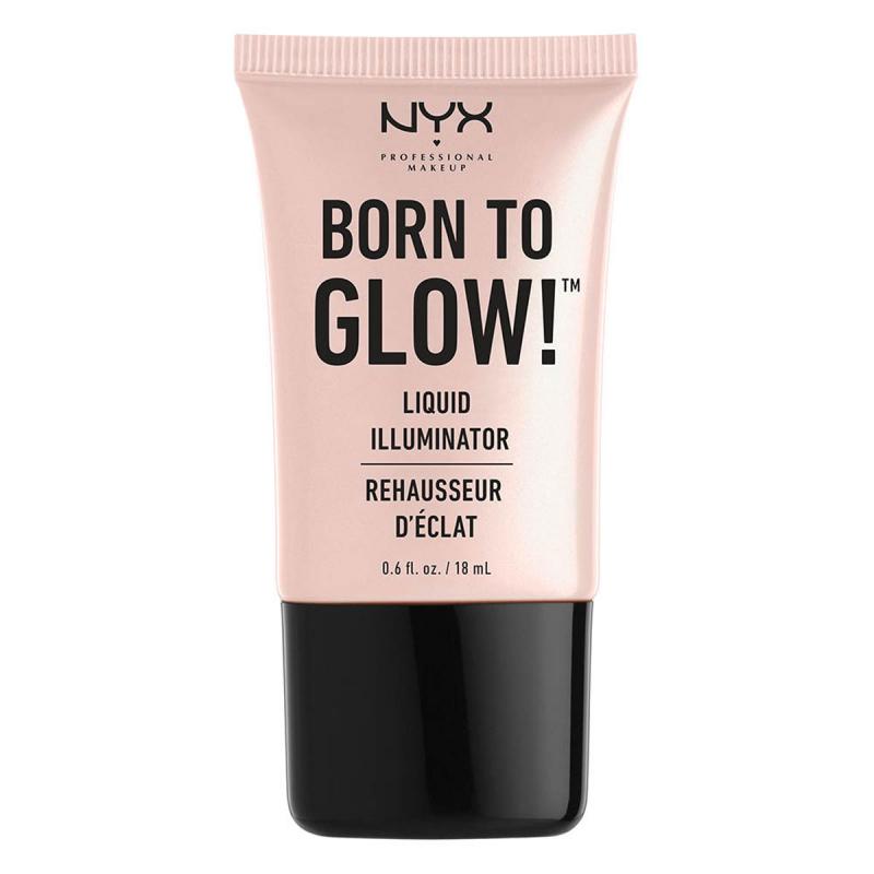 NYX Professional Makeup Born To Glow Liquid Illuminator ryhmässä Meikit / Poskipäät / Korostustuotteet at Bangerhead.fi (B014326r)