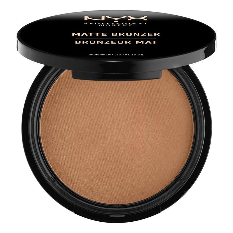 NYX Professional Makeup Matte Body Bronzer ryhmässä Meikit / Poskipäät / Aurinkopuuterit at Bangerhead.fi (B006610r)