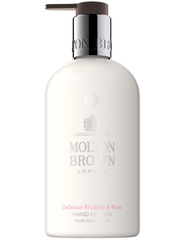 Molton Brown Rhubarb And Rose Hand Lotion (300ml)
