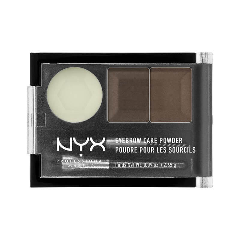 NYX Professional Makeup Eyebrow Cake i gruppen Makeup / Ögonbryn / Ögonbrynsskugga hos Bangerhead (B006752r)