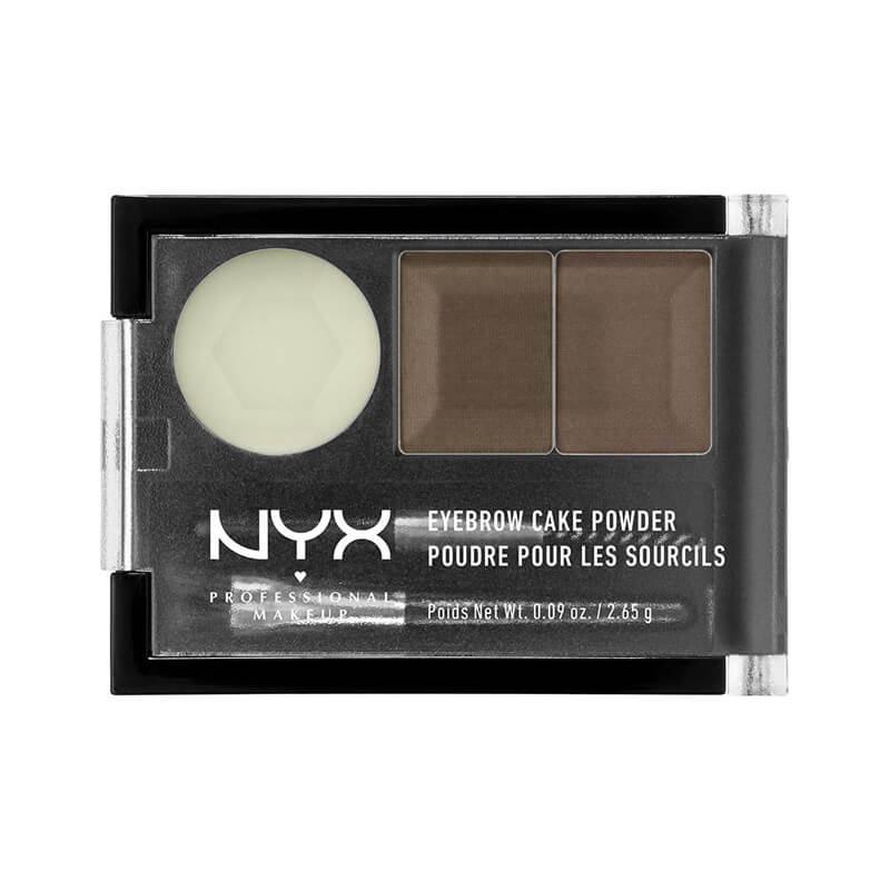 NYX Professional Makeup Eyebrow Cake i gruppen Makeup / Øyenbryn / Øyenbrynsskygge hos Bangerhead.no (B006752r)