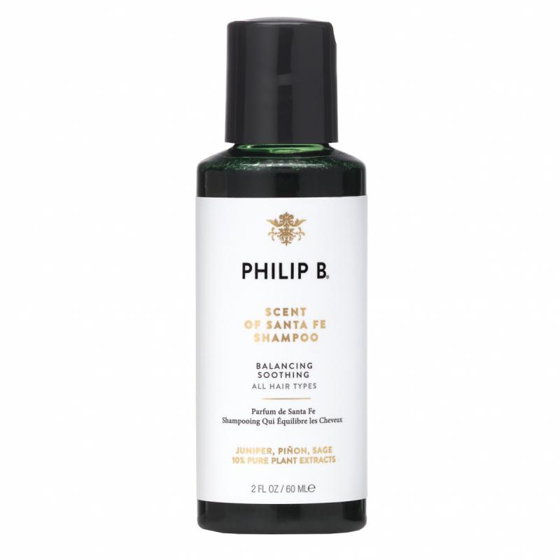 Philip B Scent of Santa Fe Shampoo i gruppen Hårpleie / Shampoo  / Shampoo hos Bangerhead.no (B006777r)