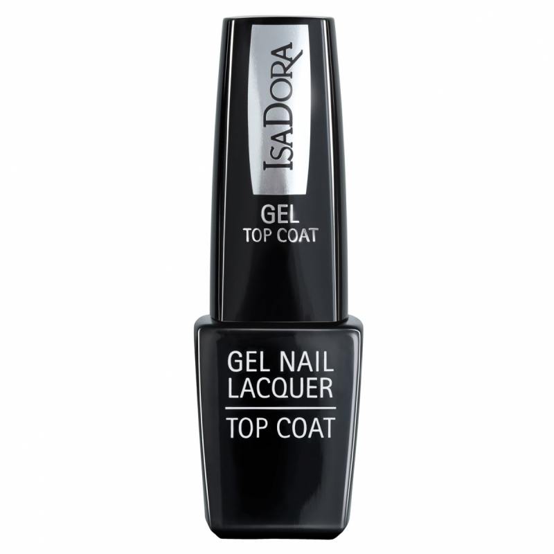 IsaDora Gel Nail Top Coat