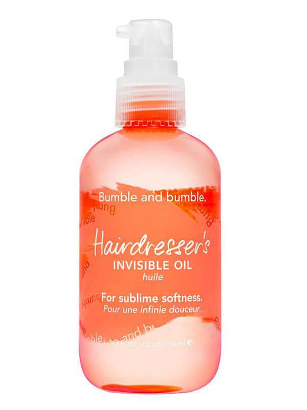 Bumble & Bumble Hairdresser´s Invisible Oil (100ml) i gruppen Hårpleie / Styling / Hårolje hos Bangerhead.no (B007188)