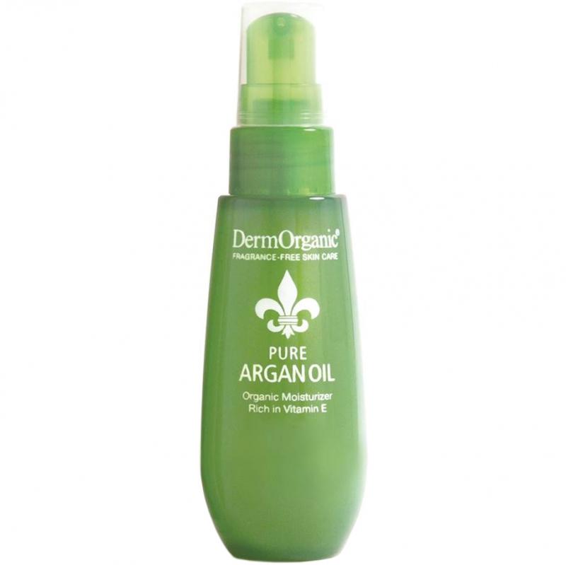DermOrganic 100% Organic Pure Argan Oil (50ml) ryhmässä Hiustenhoito / Muotoilutuotteet / Hiusöljyt at Bangerhead.fi (B007194)