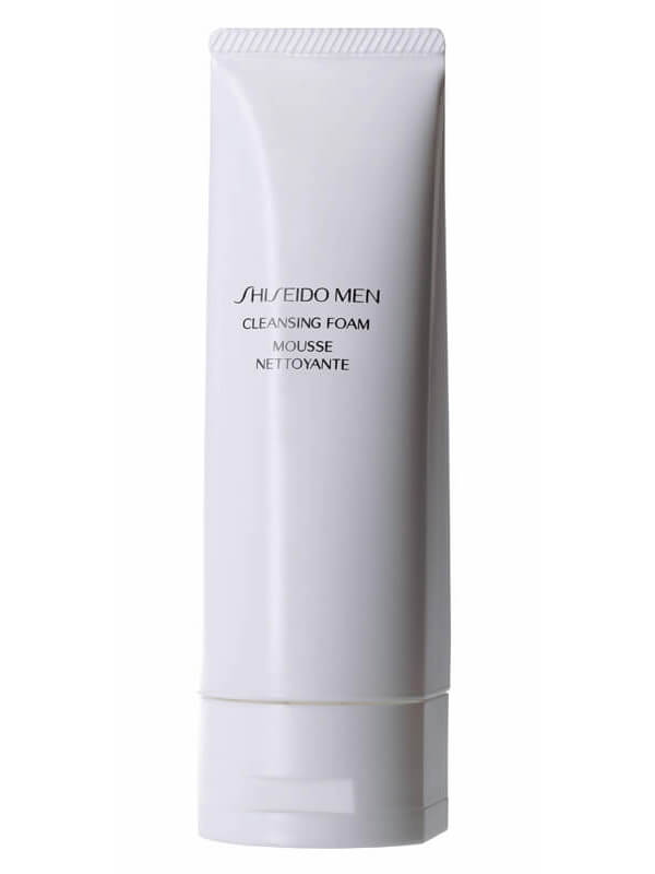 Shiseido Men Cleansing Foam ryhmässä Miehet / Ihonhoito miehille / Puhdistustuotteet miehille at Bangerhead.fi (B007384)