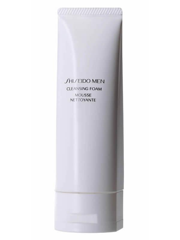 Shiseido Men Cleansing Foam i gruppen Man / Hudvård / Ansiktsrengöring hos Bangerhead (B007384)