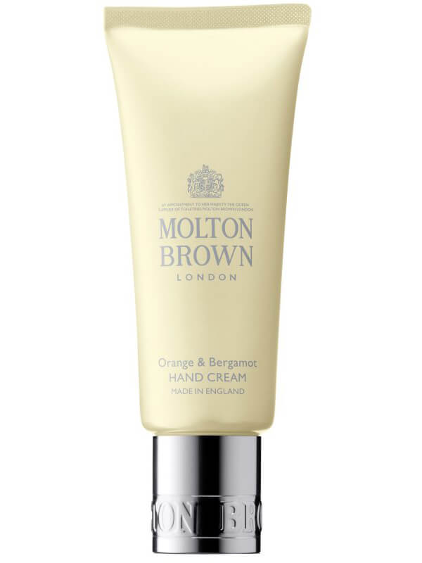 Molton Brown Orange & Bergamot Replenishing Hand Cream (40ml) i gruppen Kroppspleie  / Hender & føtter / Håndkrem hos Bangerhead.no (B007409)