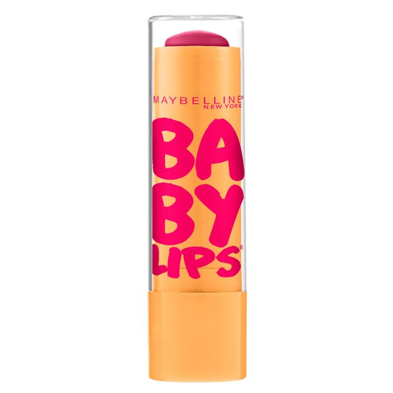 Maybelline Baby Lips  ryhmässä Meikit / Huulet / Huulivoiteet at Bangerhead.fi (B007489r)