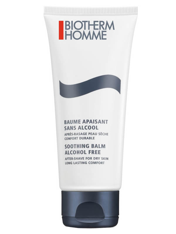 Biotherm Homme Soothing Balm - Alcohol Free (100ml) i gruppen Grooming / Rakning & grooming för män / After shave hos Bangerhead (B007642)