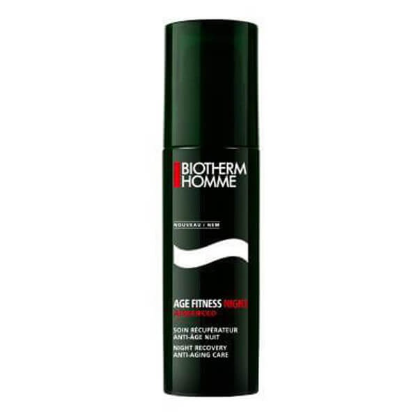Biotherm Homme Age Fitness Soin Nuit (50ml) i gruppen Grooming / Hudv�rd f�r m�n / Ansiktskr�m f�r m�n hos Bangerhead (B007662)