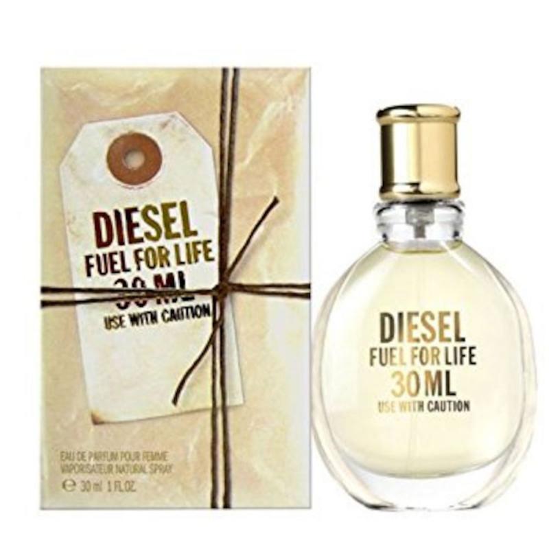 Diesel Fuel for Life She EDP (30ml) i gruppen Parfyme / Kvinner / Eau de Parfum  hos Bangerhead.no (B007682)